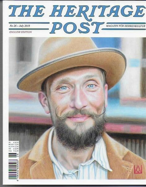 The Heritage Post Magazine - Issue 26 / July 2018
